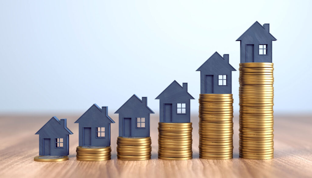 Wertsteigerung von Immobilien