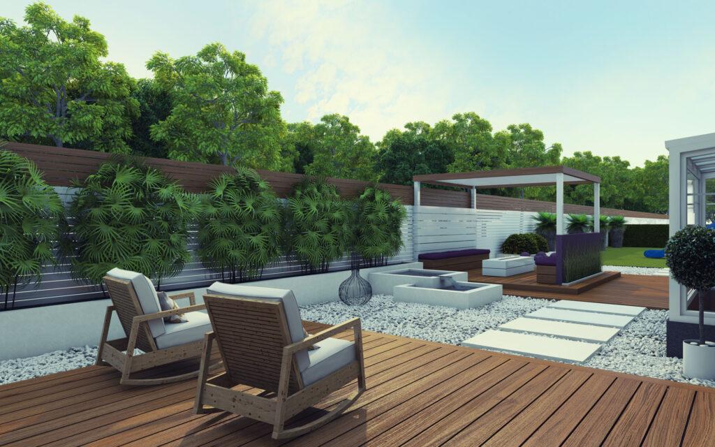Der stylische Gartenästhet
